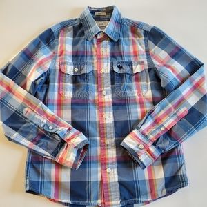Abercrombie & Fitch button down size large
